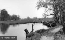 Barcombe Mills c.1960, Barcombe