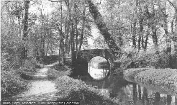 Photo of Barcombe, Barcombe Mills c.1960