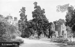 Barcombe Place c.1955, Barcombe