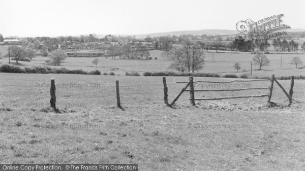 Photo of Barcombe, From Spithurst c.1955