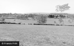 Barcombe, From Spithurst c.1955