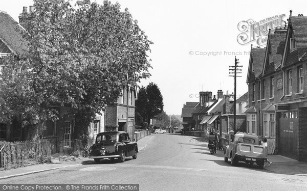 Photo of Barcombe, High Street 1959
