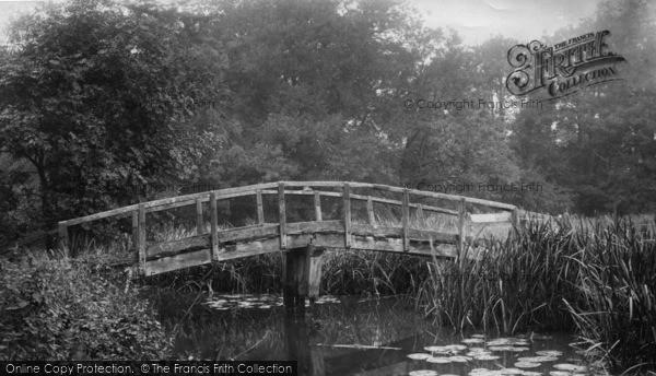 Photo of Barcombe, Mill Bridge 1894