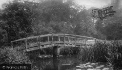 Barcombe, Mill Bridge 1894