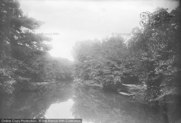 Photo of Barcombe, On The Ouse At The Mill 1894