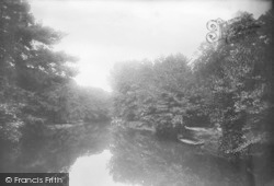 Barcombe, On The Ouse At The Mill 1894