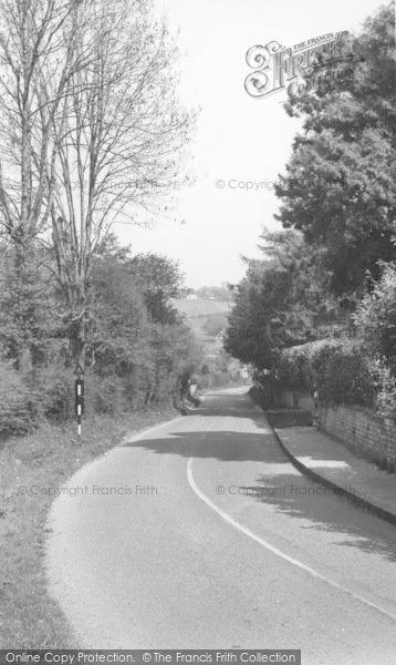 Photo of Barcombe, Spithurst Road c.1960