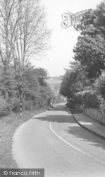 Barcombe, Spithurst Road c.1960