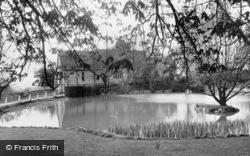 St Mary's Church c.1955, Barcombe