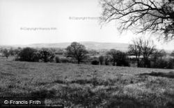Barcombe, The Downs c.1960