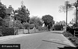 The Village c.1955, Barcombe