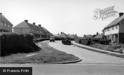 Barcombe, The Village c.1955