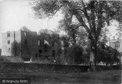 Barden, Barden Tower 1906