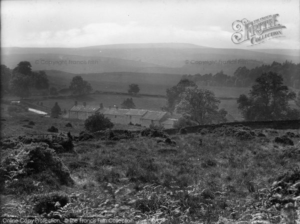 Photo of Barden, Half Penny House 1924