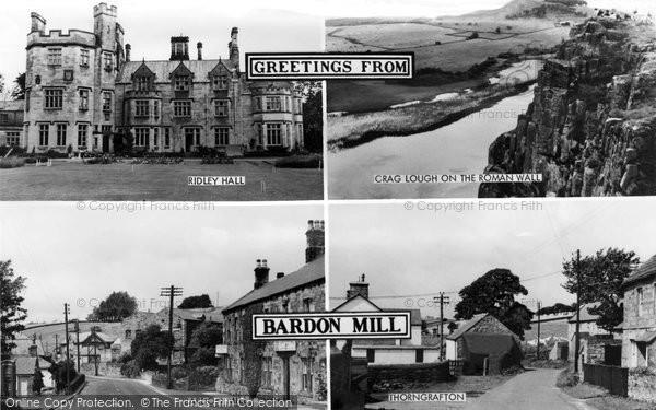 Photo of Bardon Mill, Composite c.1950