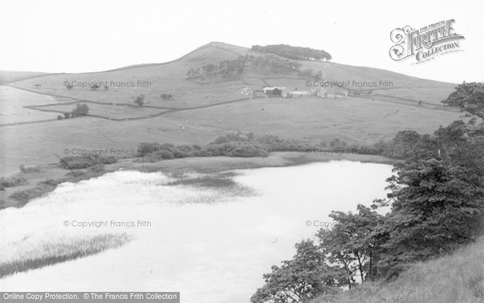 Photo of Bardon Mill, Crag Lough North Of Roman Wall c.1960