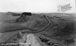 Bardon Mill, Cuddy's Crag, Hadrians Wall c.1960