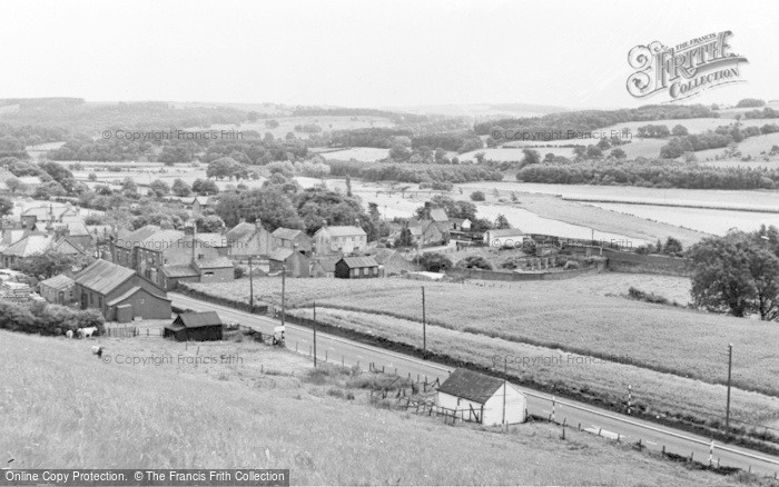 Photo of Bardon Mill, General View c.1950