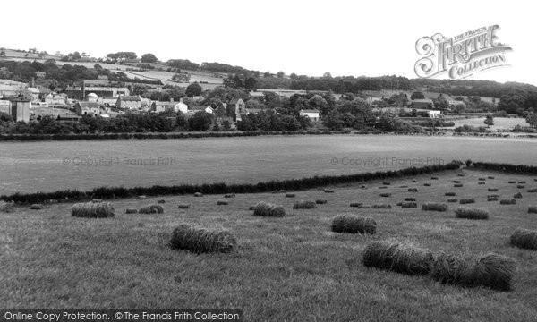 Photo of Bardon Mill, General View c.1955