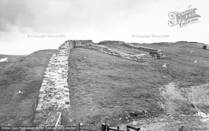 Photo of Bardon Mill, Hadrian's Wall c.1960