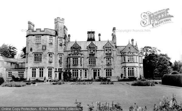 Photo of Bardon Mill, Ridley Hall c1950