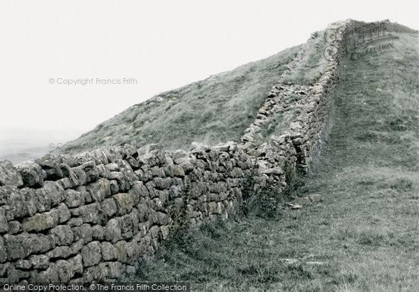 Photo of Bardon Mill, Roman Wall, Crag Lough 1924