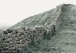 Bardon Mill, Roman Wall, Crag Lough 1924