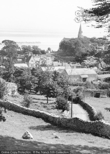 Photo of Bardsea, General View c.1950