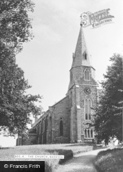 Bardsea, The Church c.1950