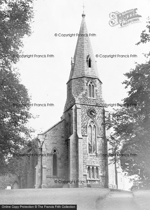 Photo of Bardsea, The Church c.1965