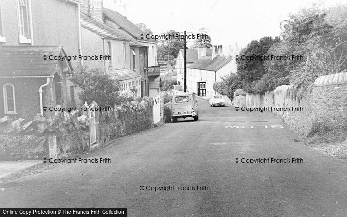 Photo of Bardsea, The Village c.1965