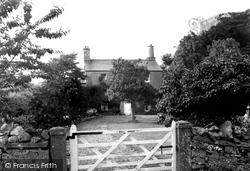 Bardsea, Well House c.1955