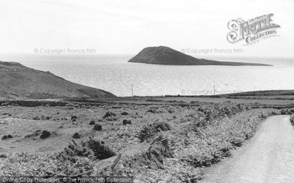 Photo of Bardsey Island, c.1965