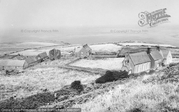 Photo of Bardsey Island, Chapel And Monastery c.1955