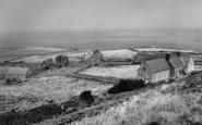 Bardsey Island, Chapel And Monastery c.1955