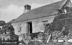 Cottage Of Jane Williams c.1910, Bardsey Island