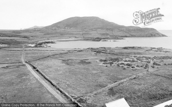 Photo of Bardsey Island, From Lighthouose c.1955