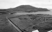 Bardsey Island, From Lighthouose c.1955