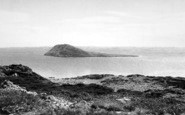 Example photo of Bardsey Island