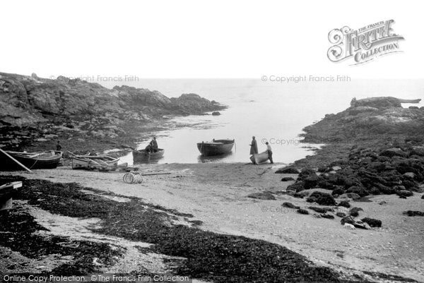 Photo of Bardsey Island, Landing Place c.1930