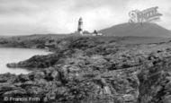 Bardsey Island, Lighthouse c.1960