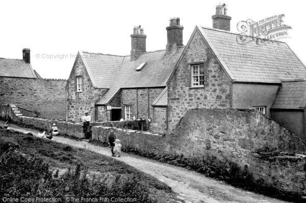Photo of Bardsey Island, Stores c.1930