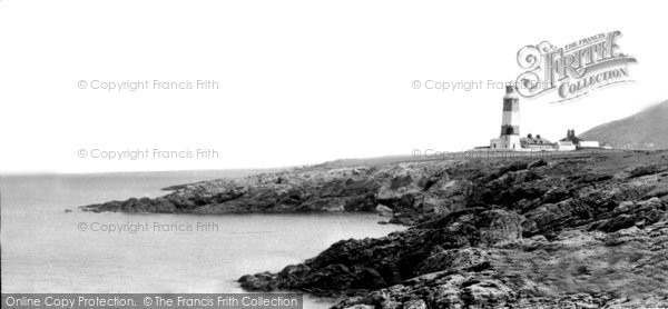 Photo of Bardsey Island, The Lighthouse c.1955