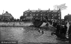 Bare, Bathing Pool c.1915