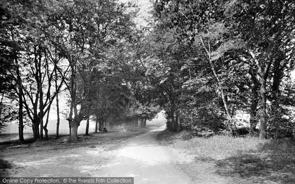 Photo of Barford St Martin, 1919
