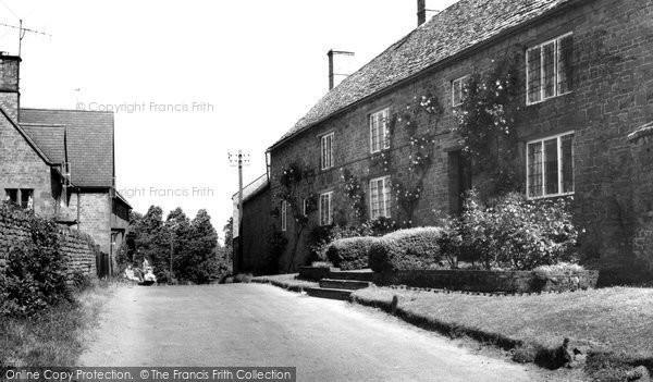 Photo of Barford St Michael, Barford House c.1960