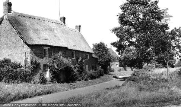 Barford St Michael, Lower Street c1960