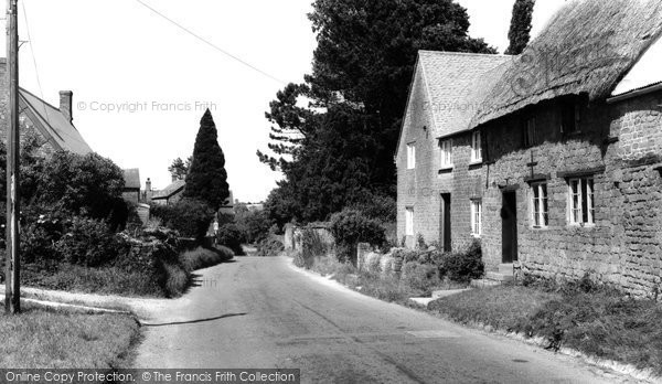 Photo of Barford St Michael, The Village c.1960
