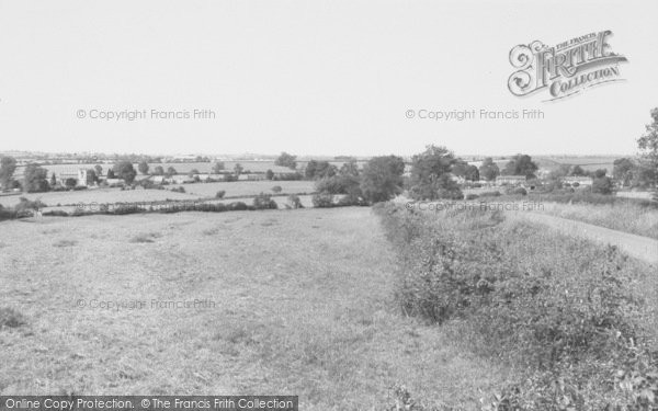 Photo of Barford St Michael, Village From Sandford Road c.1960