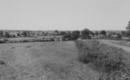 Barford St Michael, Village From Sandford Road c.1960